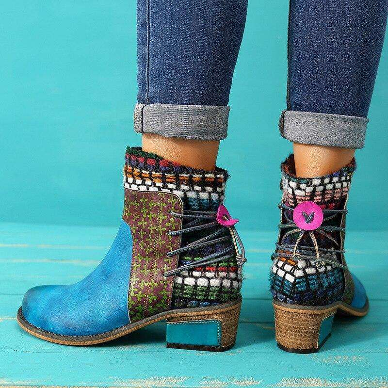 Bohemian Woman Shoes