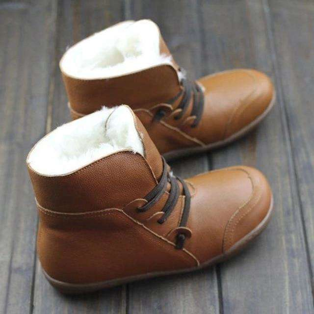 Winter Comfortable Chelsea Snow Boots