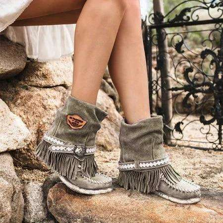 Summer Lightweight Buckle Ladies Shoes