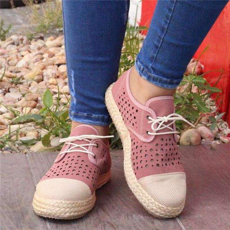Summer Flat Moccasins For Women