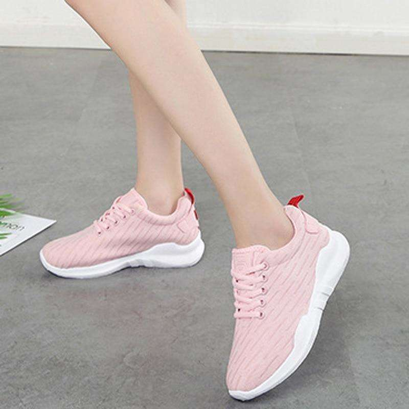 Super Light Vulcanized Women Summer Sneakers