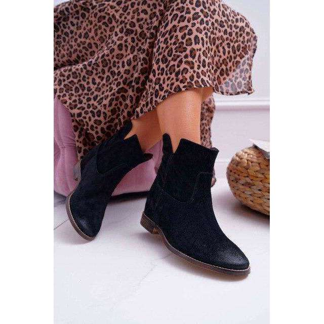 Sexy Ankle Zipper Boots For Women