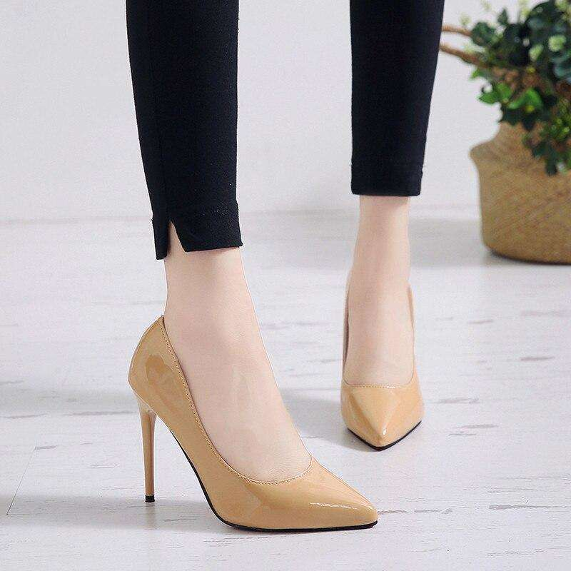 High Heels Business Style Sandals