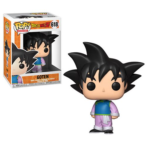 Kara Edwards Autograph Goten Funko POP Figure