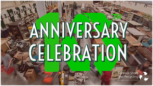 Tenth Anniversary Celebration
