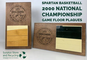 Own A Piece of Spartan History!