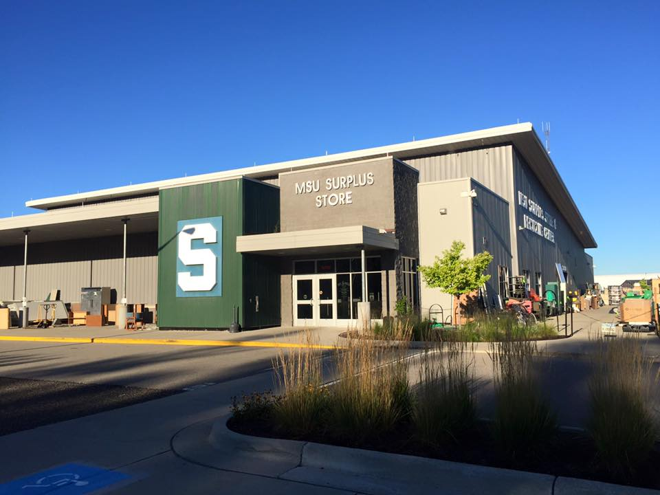 MSU Surplus Store and Recycling Center