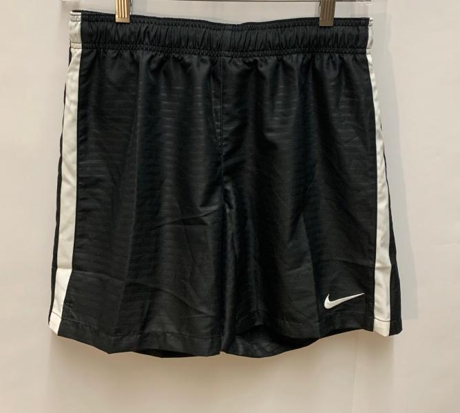Nike Black Dri Fit Running Short Woman's Size Large