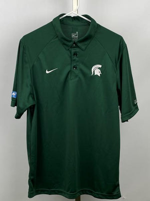 Nike ELITE Green FitDry Polo Men's Size Small