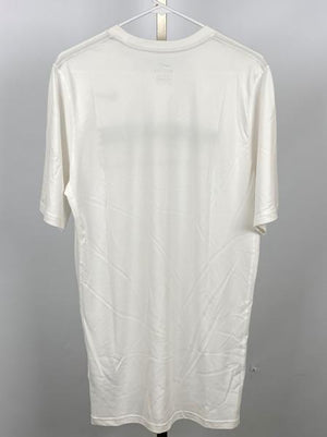 Nike ELITE White Dri-Fit Men's T-shirt Size Large