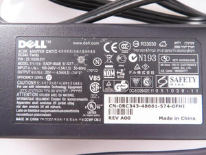 Dell 90W Power Supply EADP-90AB B 20V 4.5A