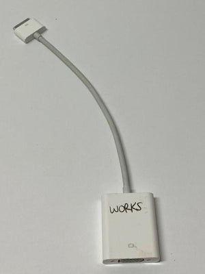 Apple 30-pin to VGA Adapter A1368