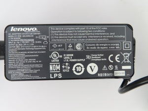Lenovo 45W Power Supply ADLX45NLC2A 20V 2.25A