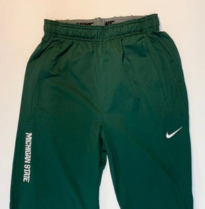 Nike Green Warm-Up Pants Men's Size Small