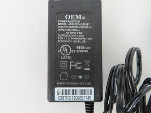 OEM 20W Power Supply ADS0202-U120167 12V 1.67A (AT&T/Cisco Compatible)