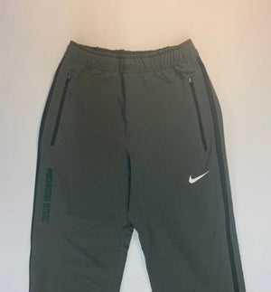 Nike Gray Warm-Up Pants Men's Size Small