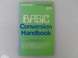 BASIC Conversion Handbook by David Brain, et. al. (1981)