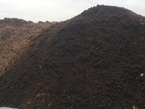 Uncured Compost by the Yard