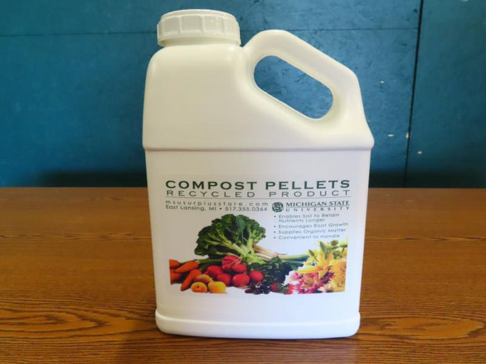 Compost Pellets 6.25 lbs. Jugs