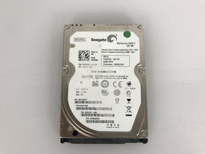 "Seagate 160GB HDD 2.5"" 5400rpm Hard Drive"
