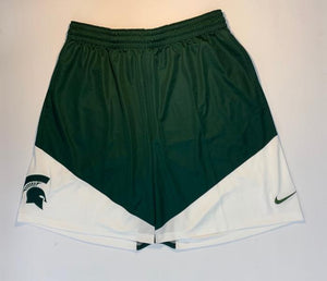 Nike Green Women's Game Short Size 42