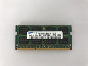 2GB DDR3 Laptop RAM Samsung Memory 8500S
