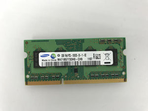 2GB DDR3 Laptop RAM Samsung Memory 10600S