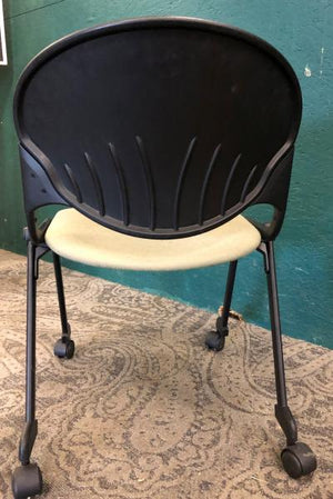 National Green and Black Chair