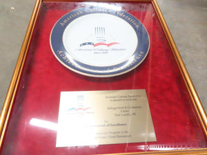 ACF Achievement of Excellence Award