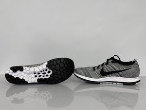 "Nike Flyknit Streak ""Oreo"" Unisex Sizes Men's 10 / Women's 11.5"