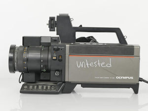 Vintage Olympus VX-304-U Color Video Camera *Untested*