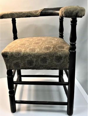 Bay Window Victorian Chair