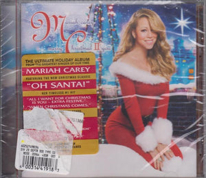 Merry Christmas II You by Mariah Carey [CD} (2010) New, Sealed