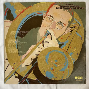 This is Tommy Dorsey and his Clambake Seven Double LP