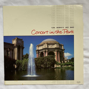 Turk Murphy's Jazz Band Concert in the Park LP