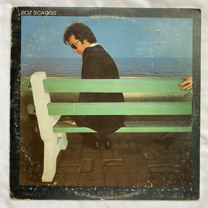 Boz Scaggs Silk Degrees LP