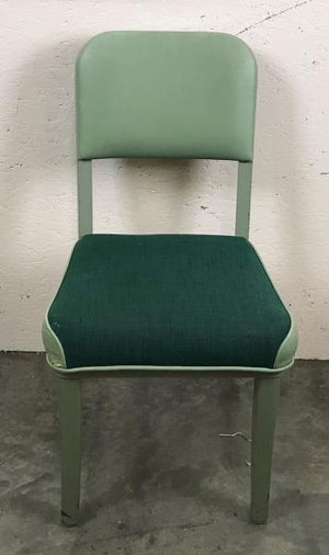 Steelcase Vintage Green Office Chair