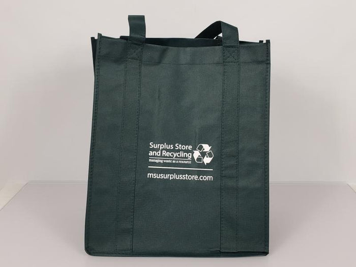 MSU Surplus Store and Recycling Reusable Bag