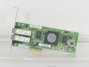 QLogic PX2510401-21-C QLE2462-Dell 4 GB Dual Port Optical FC PCIe High Profile Network Card