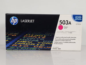 HP 503A Q7583A Magenta Toner Cartridge NEW