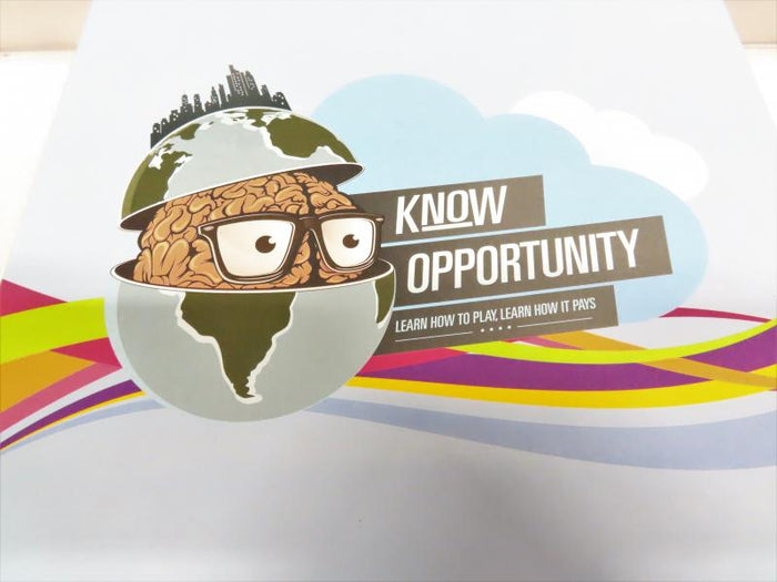 Know Opportunity Board Game