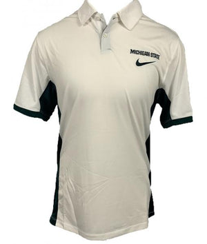 Nike White Dri-Fit Polo Men's Size S