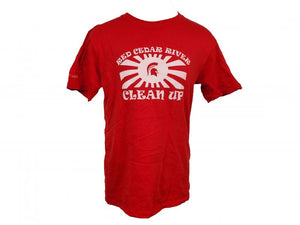 2015 Red Cedar River Cleanup T-Shirt Unisex Size S
