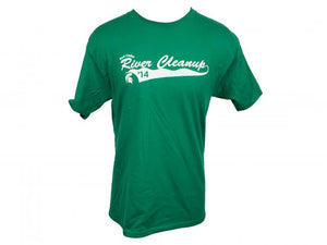 2014 Red Cedar River Cleanup T-Shirt Unisex Size 2XL