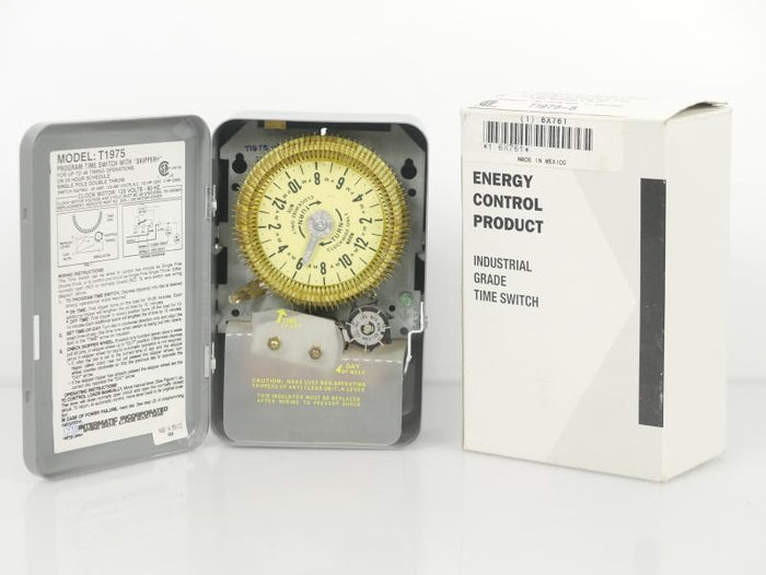 Intermatic T1975-8 Program 24-Hour Time Switch *Parts Only*