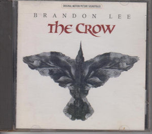 The Crow: Original Motion Picture Soundtrack (CD) Various Artist (2006)