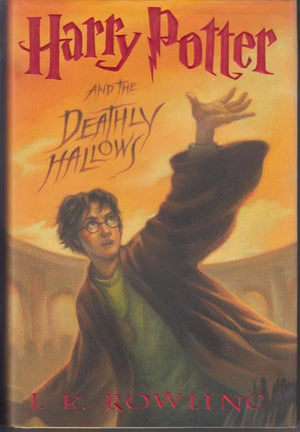 Harry Potter and the Deathly Hallows (Book 7) by J. K. Rowling (2007) First Edition/Hardcover