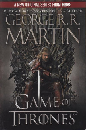 A Game of Thrones (A Song of Ice and Fire, Book 1) by George R. R. Martin (1996)