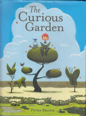 The Curious Garden (Kids' Book) by Peter Brown (2009)