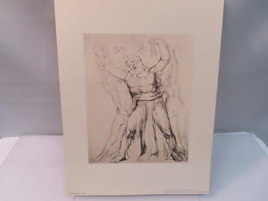 Reprint of William Blake-Laocoon Art